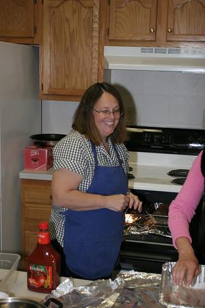 Resurrection Breakfast 2009