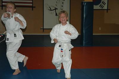 11-17-04 Connor Taekwondo