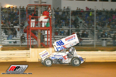 Lincoln Speedway - 8/26/17 - Chad Updegraff