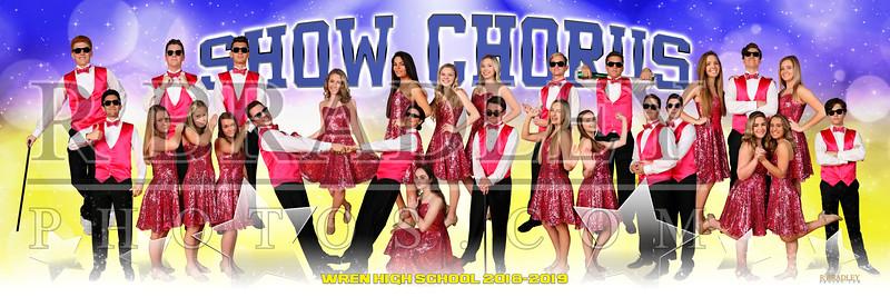 2018-19 Wren Chorus