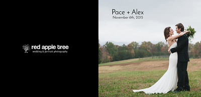Pace + Alex Wedding Album - Liz Clayton