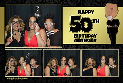 Anthony's 50th Birthday