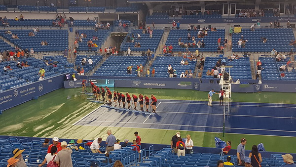 Western & Southern Open Aug 2016