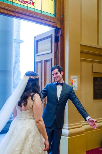 Julia and Joseph - Wedding
