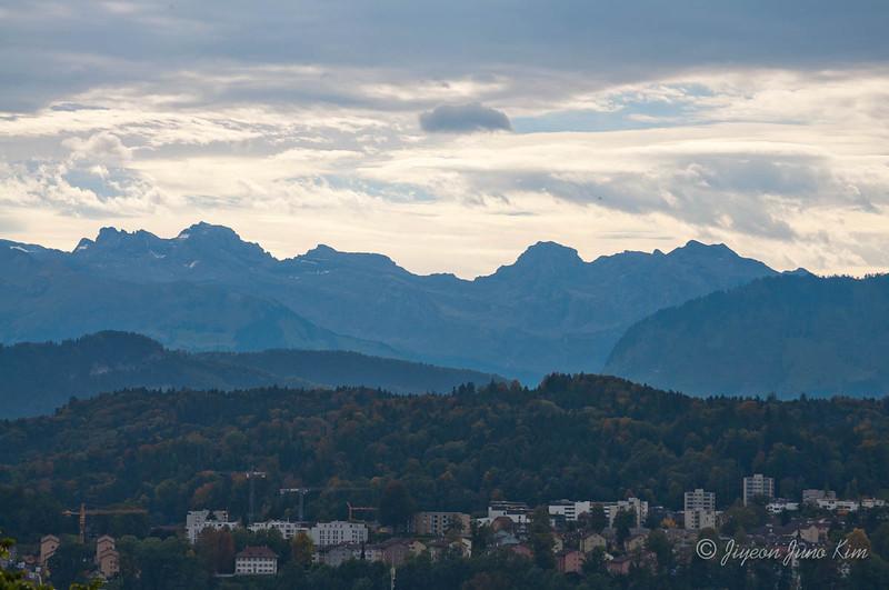 Lucern scenery