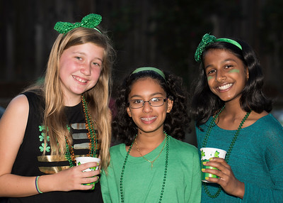 St. Patrick's Day Party 2017