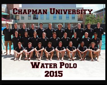 M Water Polo Mugshots 2015