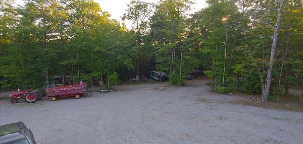 Camping - Joes Hideaway in NH