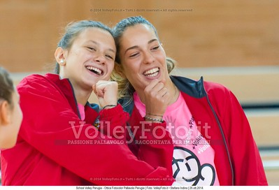 School Volley Perugia - Ottica Fotocolor Pallavolo Perugia [D/F]