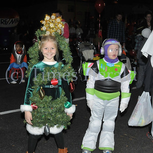 Collegeville Rotary Halloween Parade