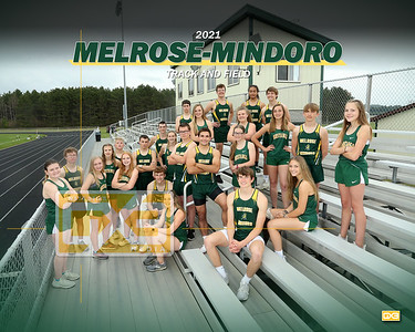 Melrose-Mindoro track and field TF21