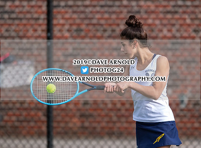 5/15/2019 - Girls Varsity Tennis - Weymouth vs Needham