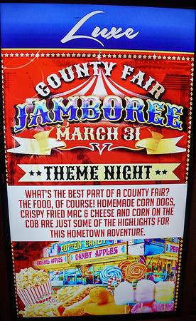 Country Jamboree Night 2017