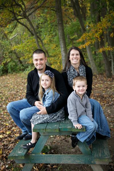 Vance Family 2014