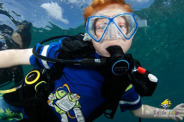 St. Lucia 2016 Kids Sea Camp Weeks