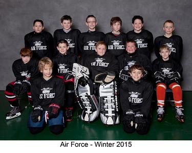 17 Air Force