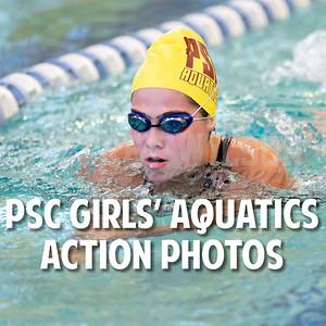 PSC Aquatics Girls Action