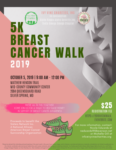 2019-10-05 IVC 5K Walk and Run