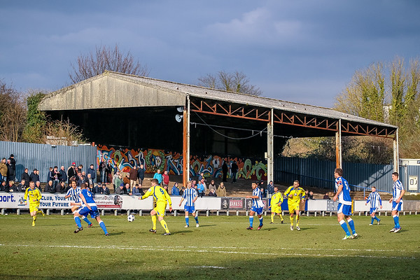 Stands and Terraces