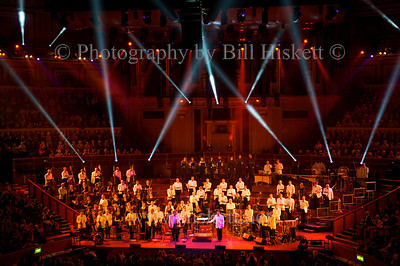 Symphonic Rock, RPO at the RAH 20th April 2012
