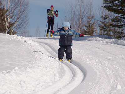 Stella ski highlights