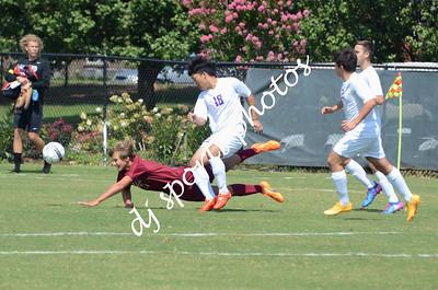 2017-08-26 CAL vs Ballard Boys JV Soccer
