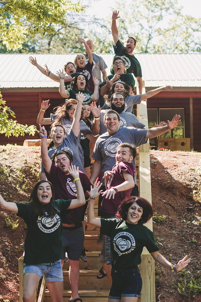 North Georgia Christian Camp Staff Pictures 2016