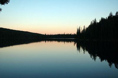 Mink Lake Backpacking Trip 08-05