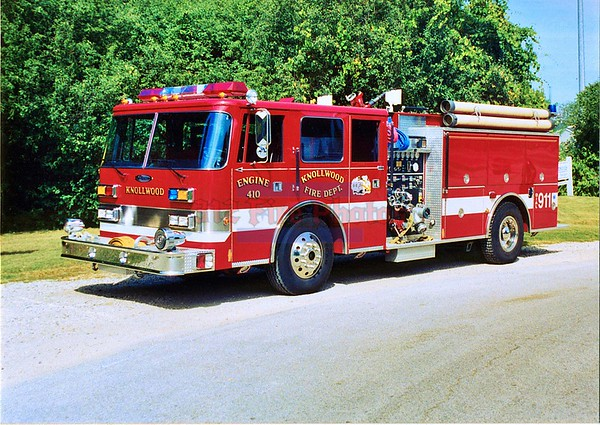 Knollwood Fire Protection District(Disbanded)