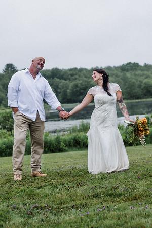 Boucher/Bennett Wedding