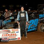 Lernerville Speedway - 10/9/20 - Tommy Hein