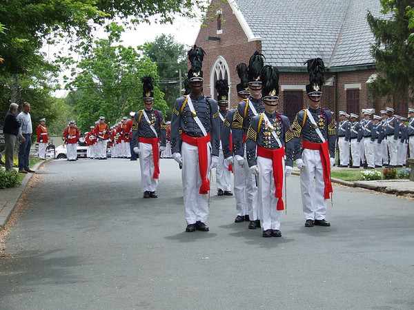 First Parade of the Season