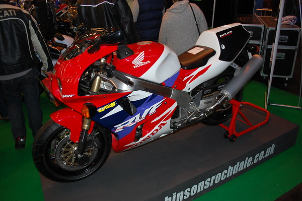 Manchester Motorcycle Show Gmex 2012