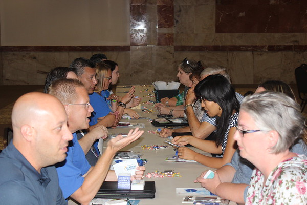 Speed Networking July 2019