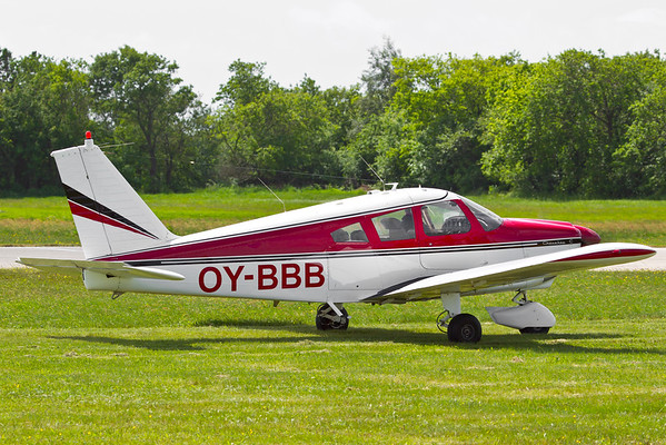 OY-BBB - Piper PA-28-180 Cherokee C
