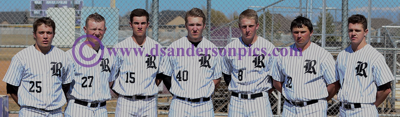 2015 03 10 RHS BOYS BASEBALL TEAM AND INDIVIDUAL PICS