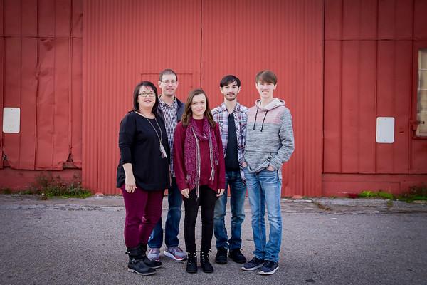 Brinyark Family Christmas
