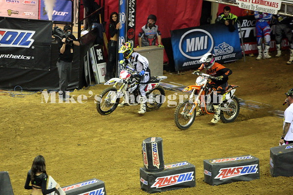 Arenacross One on One
