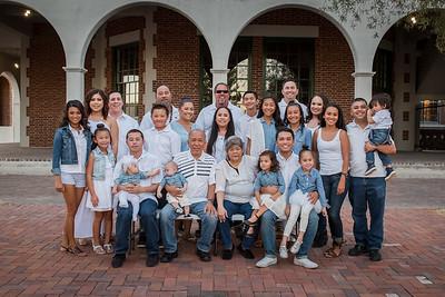 Delgado Family  2016