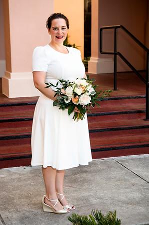 Kelly Borgia/Travis Howard, Wedding