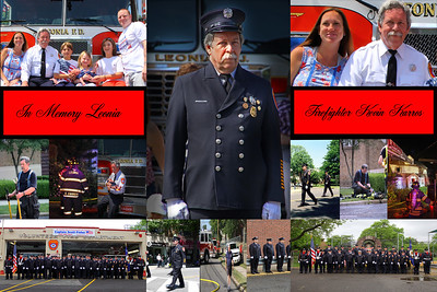 Remembering  Kevin Karros Leonia Fire Department