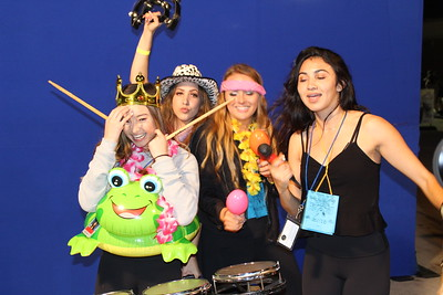 6/13/18 Fountain Valley H.S. Grad Night - Star In Your Own Music Videos with Pictures