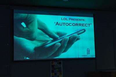 LOL - Autocorrect