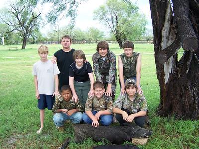 2013 LHI Archery Hog Hunt