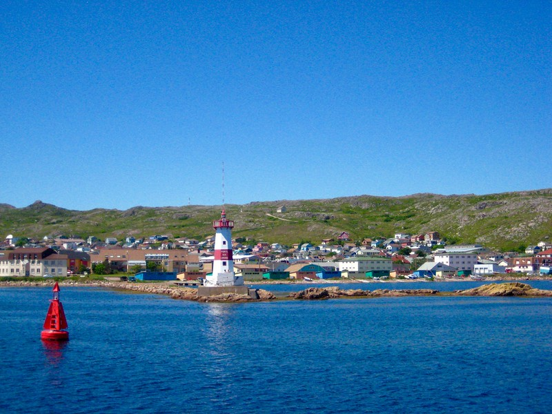 Take a boat ride when visiting St. Pierre and Miquelon near Newfoundland, Canada. #boomertravel #Canada #explore