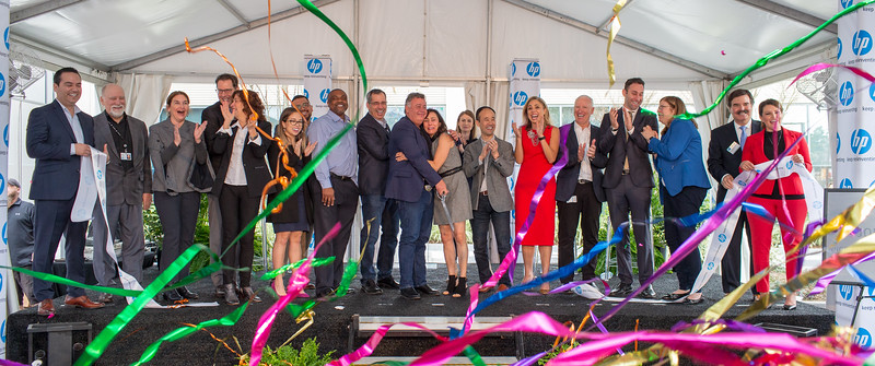 HP Houston Grand Opening - Celebration Day 2019