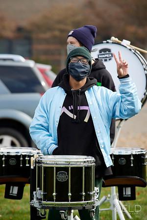 Blue Knights Percussion Ensemble 2020-2021