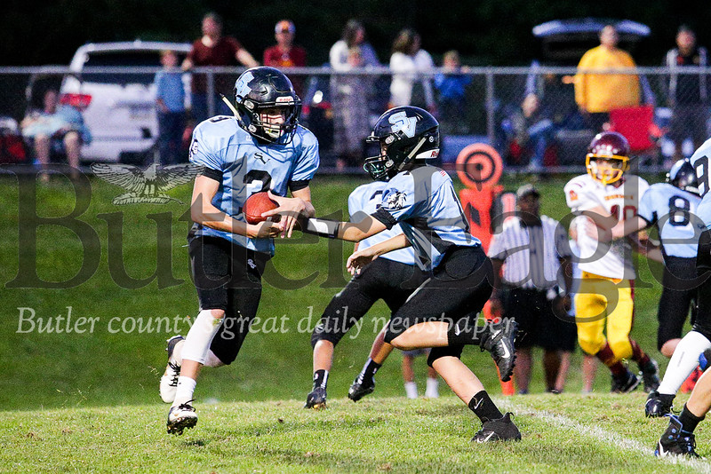 Seneca Valley vs Ironmen U12 Football