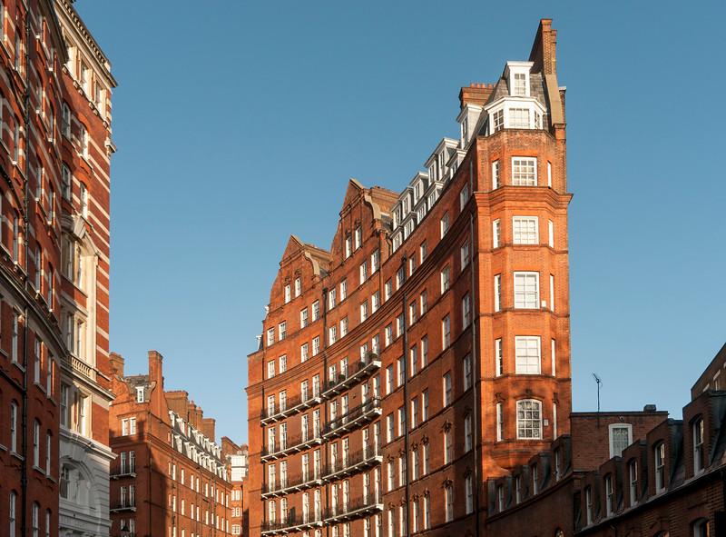 Kensington Gore Mansions, London