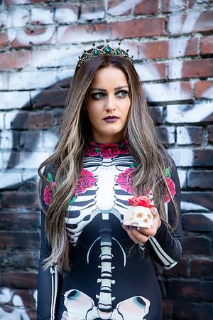 Veronica - Halloween 2020